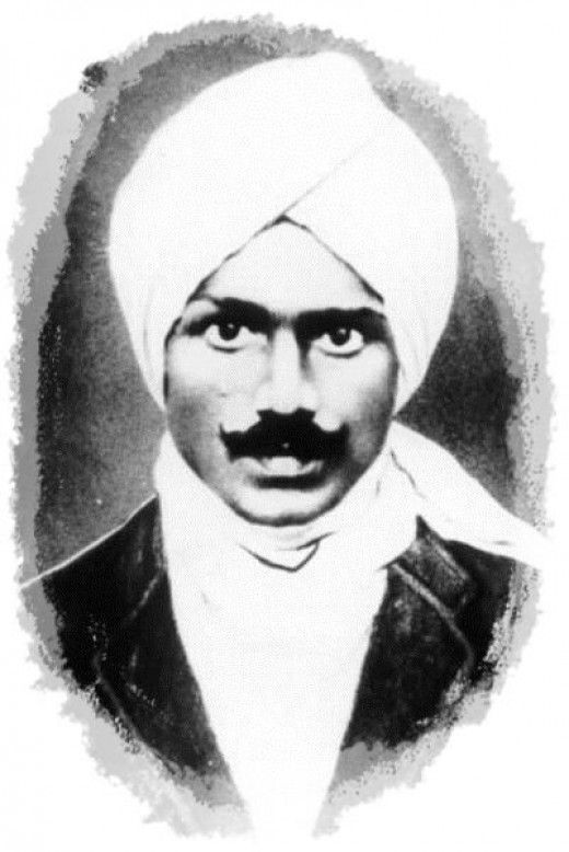 Essay about subramaniya bharathiar