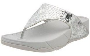 Fitflop Electra Sandals White