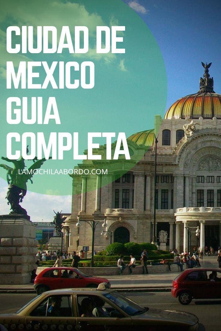 Ciudad de México – La Mochila Abordo – Blog de Viajes & Vuelos & Tours