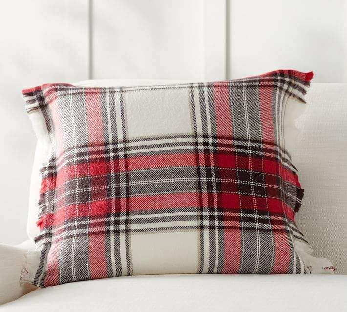 Plaid Christmas Pillows.Hamilton Plaid Pillow Cover Products Pillow Covers
