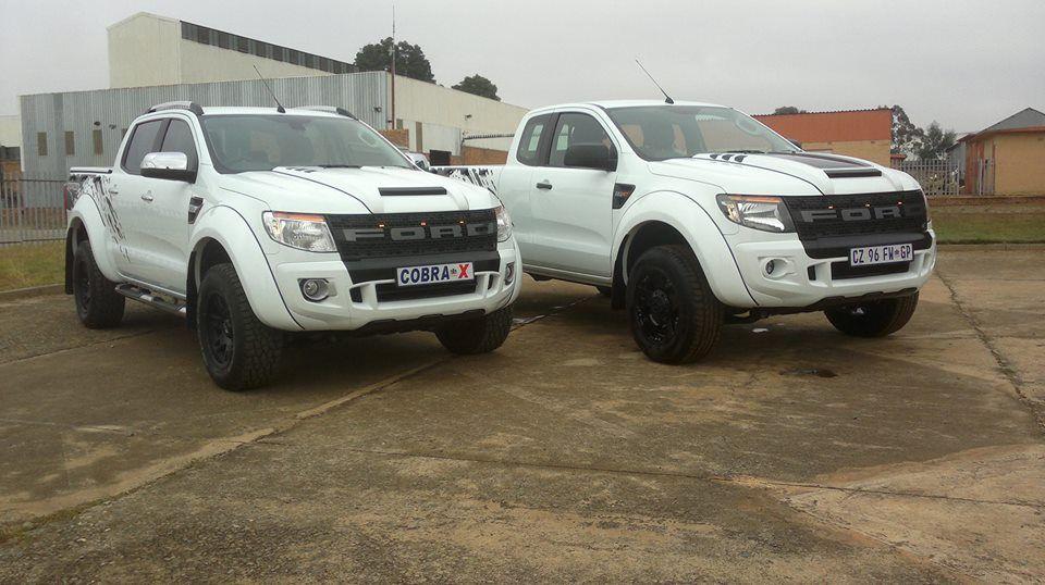 Ford Ranger Supercab Wildtrak Voiture