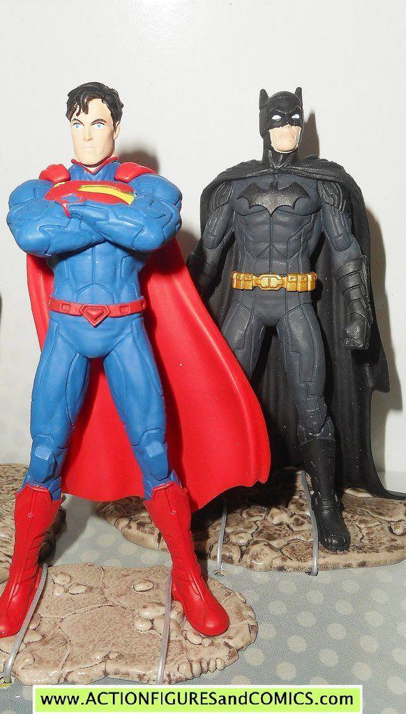 Schleich Justice League Aquaman Wonder Woman Cyborg Batman DC Comic Figuren NEU