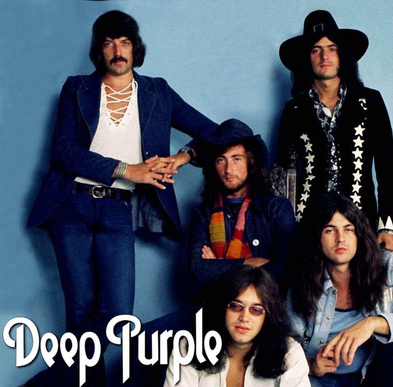 Deep Purple Deep Purple Hard Rock Purple
