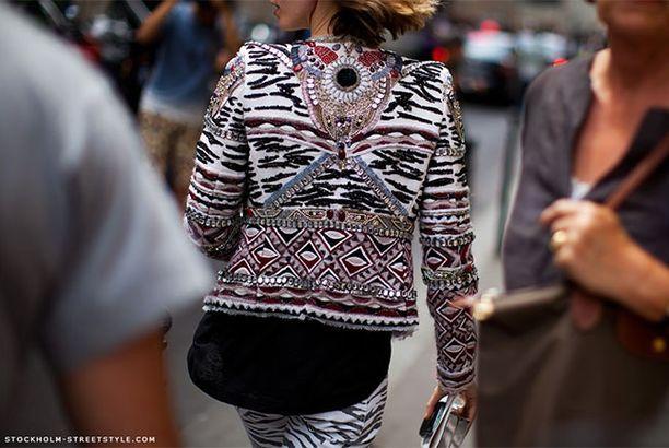3969315354b1f Prendas de la temporada  chaqueta étnica (Devil wears Zara)