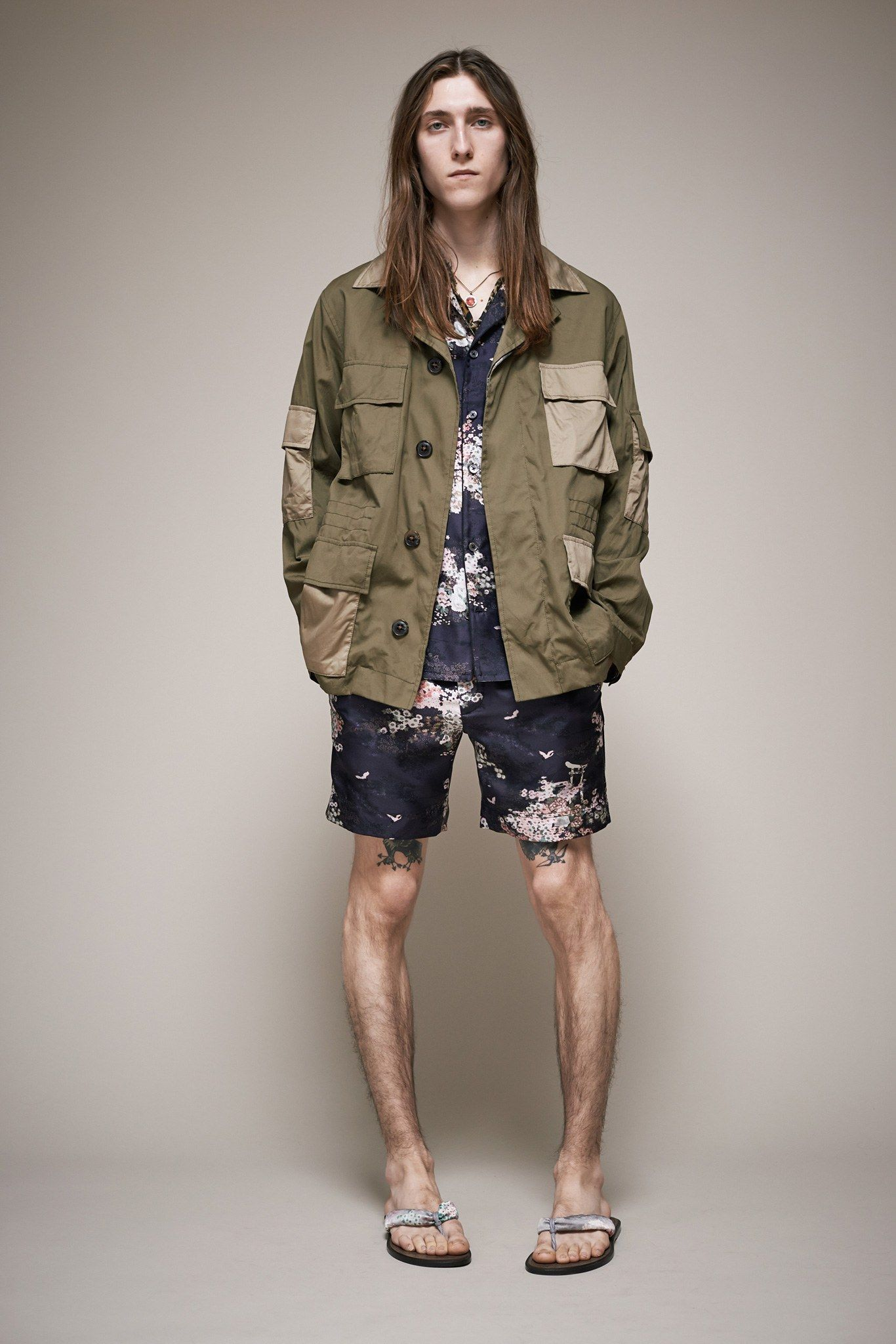 See the complete Marc Jacobs Spring 2016 Menswear collection.