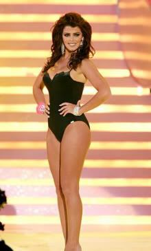 Nieve Jennings was a beauty pageant contestant who represented Scotland in Miss World 2007 in Sanya, China. Description from snipview.com. I searched for this on bing.com/images