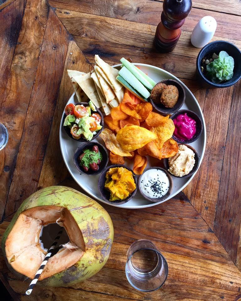 Peloton Bali Indonesia Food and drink, Food