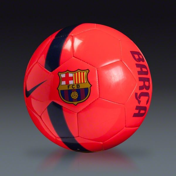 Buy Nike FC Barcelona Supporter Ball on SOCCER.COM. Best Price Guaranteed.  Shop