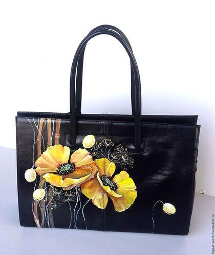 2516dc22ef22 Женские сумки ручной работы. Ярмарка Мастеров - ручная работа. Купить  Кожаная сумочка