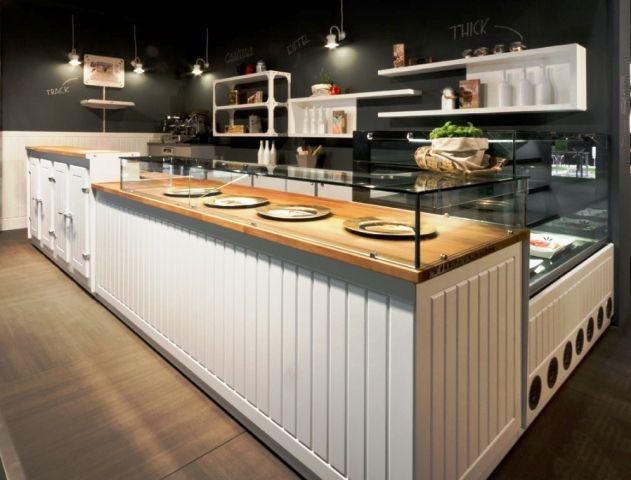 arredare negozio gastronomia con pochi soldi - Cerca con ...