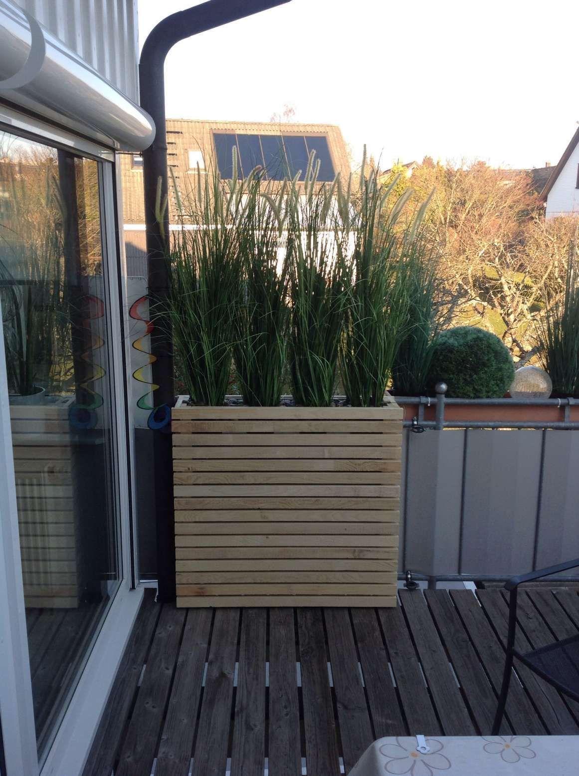 45+ Sichtschutz fuer terrasse und garten ideen
