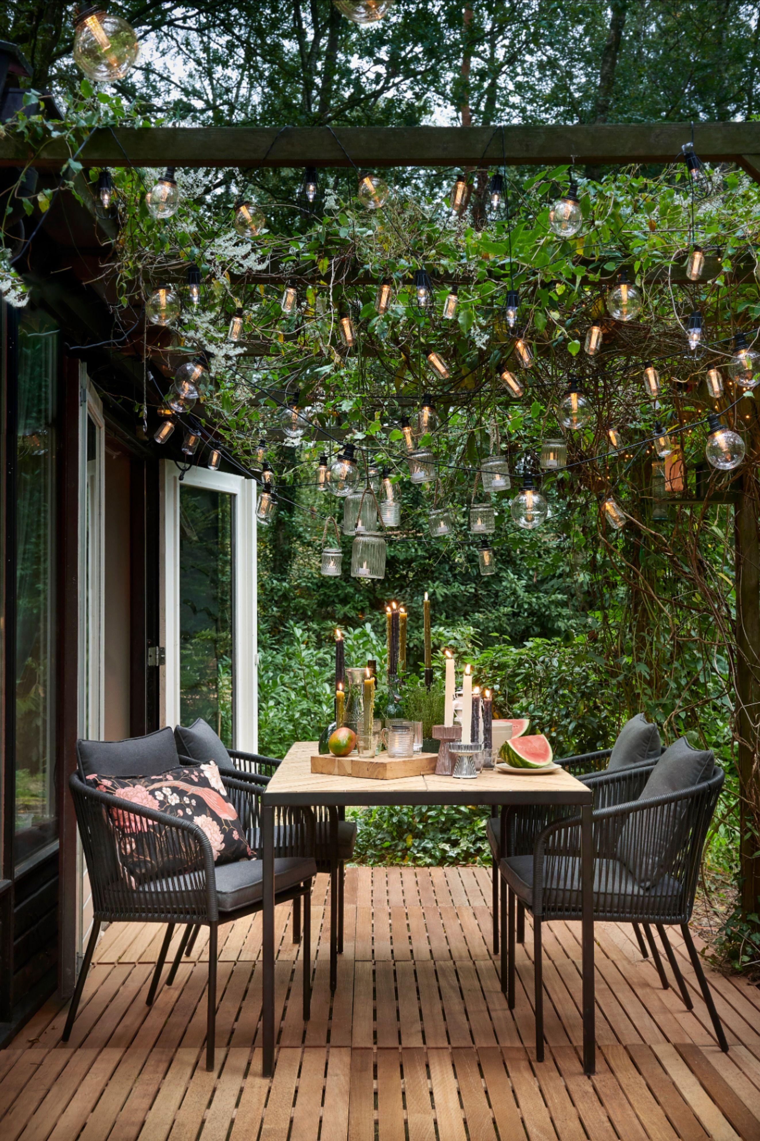Gallery KARWEI   Klaar voor zwoele zomeravonden met de mooiste tuintafels is free HD wallpaper.
