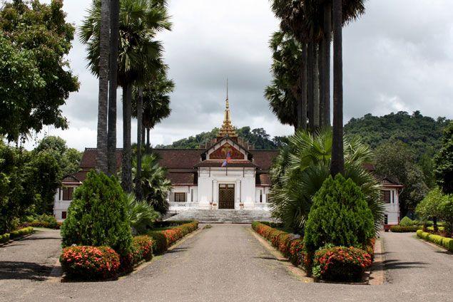 Royal Palace Museum (Luang Prabang) Laos