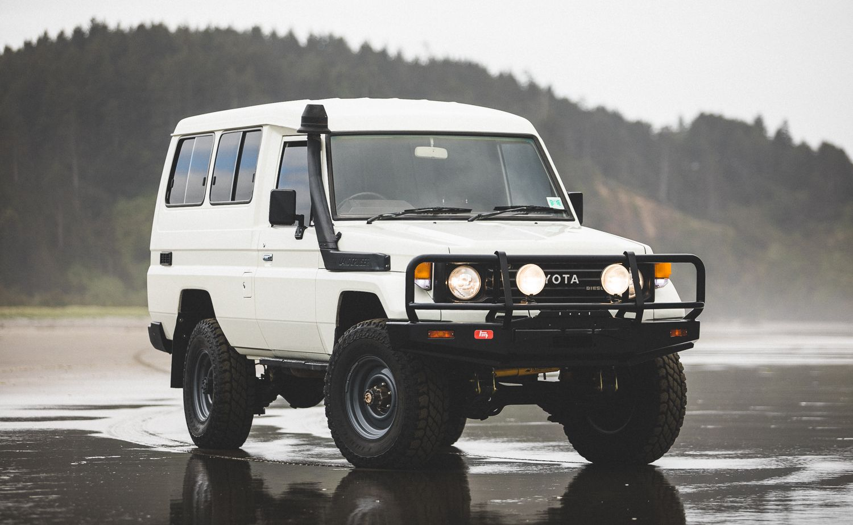 70 series troopy Toyota Landcruiser | ih8mud | Toyota | Land