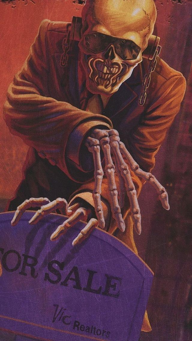 Megadeth Hd Wallpapers And Backgrounds En 2019 Megadeth