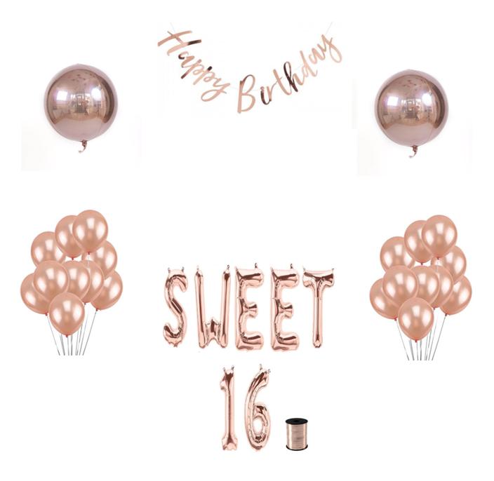 Roe Gold Love Balloon Fondo De Pantalla Brillante Para Iphone Globos Bronce
