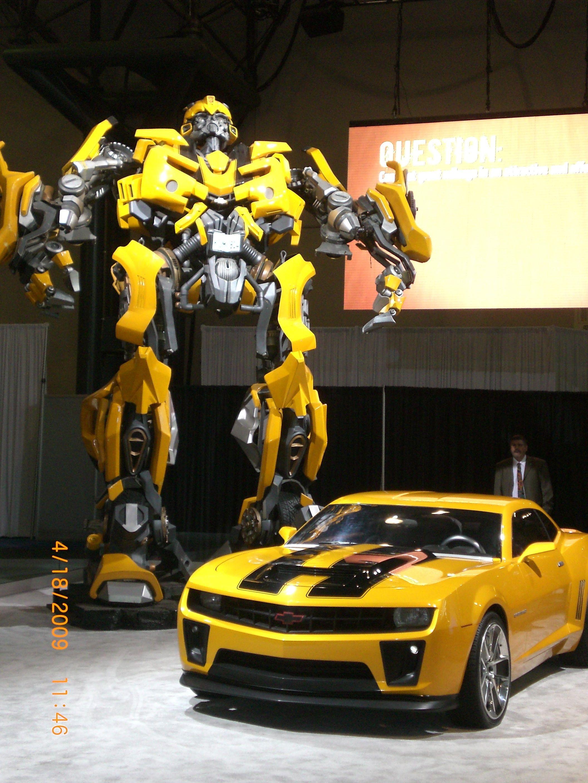 camaro transformers - http://www.iroczcamaro.com | Chevrolet Camaro ...