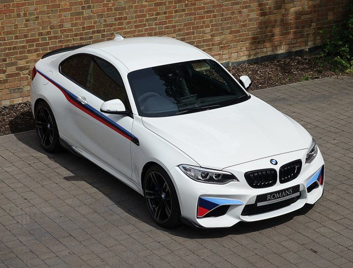 2016 (16) BMW M2 DCT for sale   Alpine White   All Things BMW    Bmw