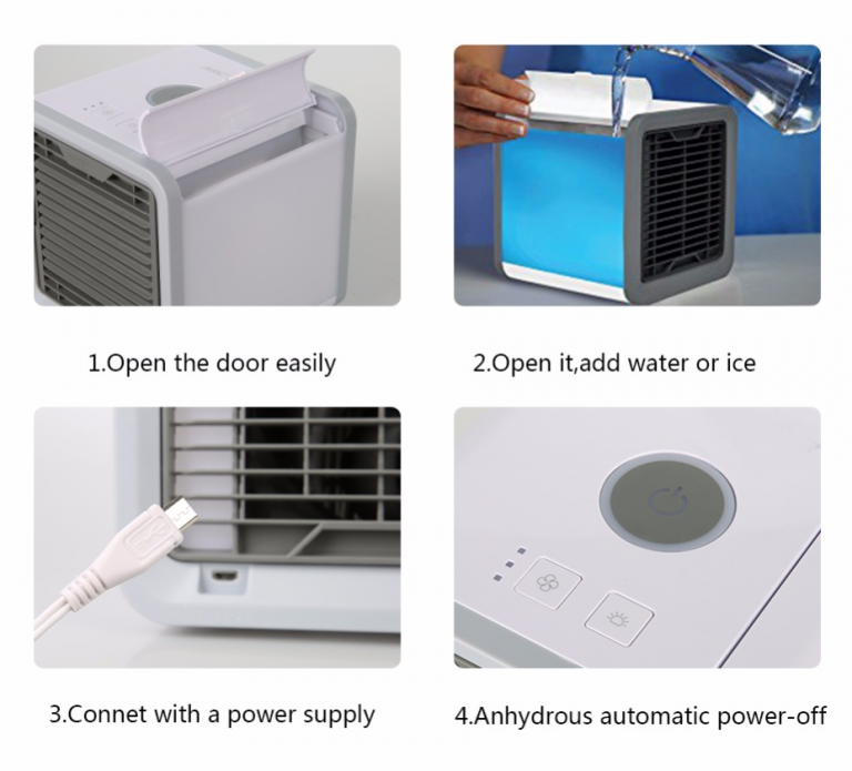 CoolAir Reviews 2020 Cheap Personal Air Cooler Review in