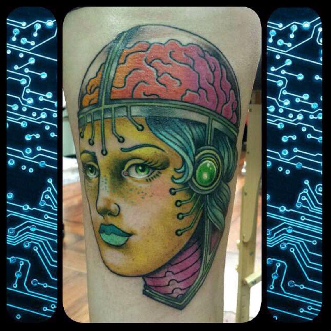 Fredericksburg virginia tattoo artist mike tschirn