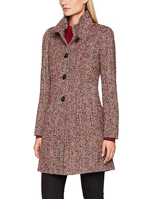 Comma mantel tweed