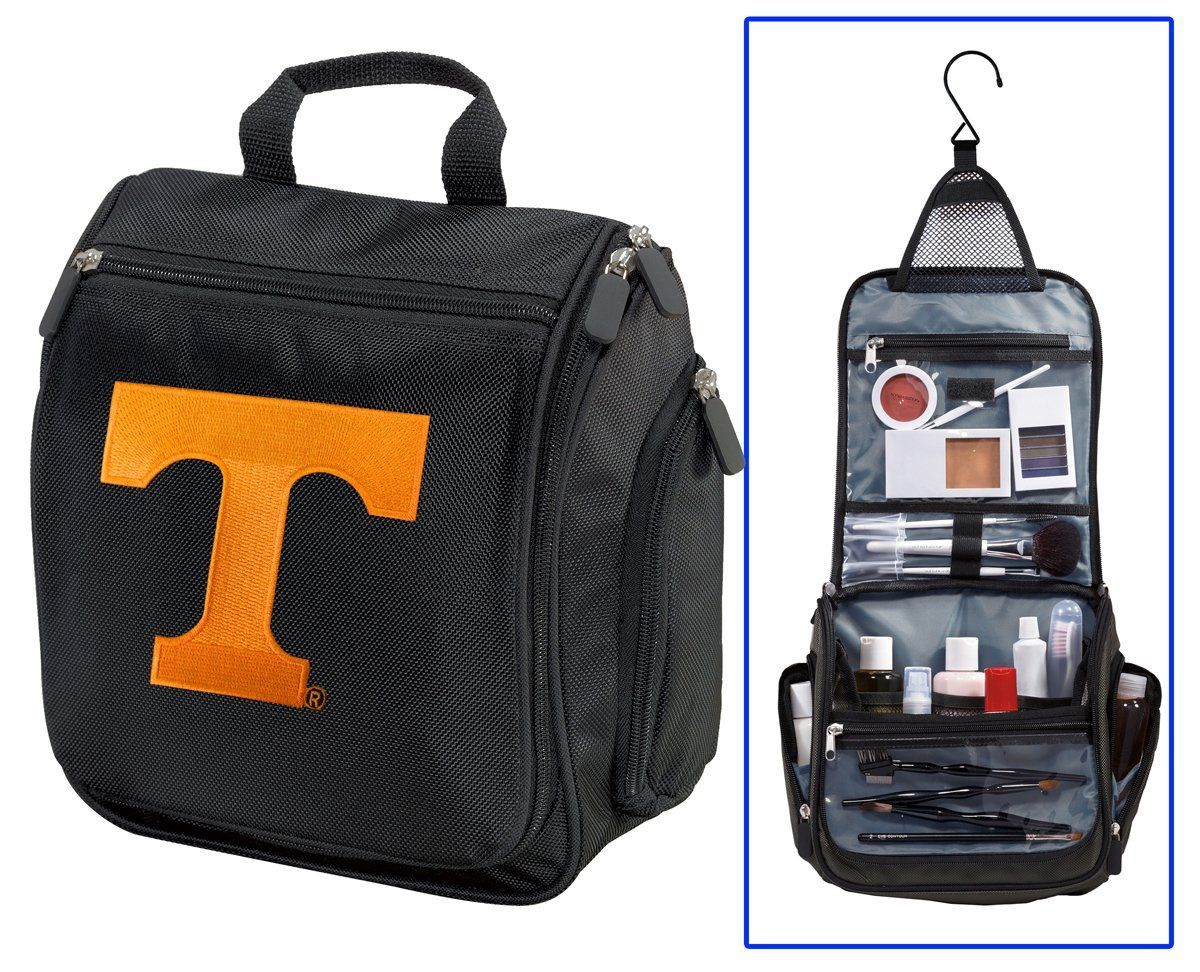 156a7ae9d72e University of Tennessee Toiletry Bags Or Hanging Tennessee Vols Shaving Kit      Click image to review more details. (Note Amazon affiliate link)   Makeupbag