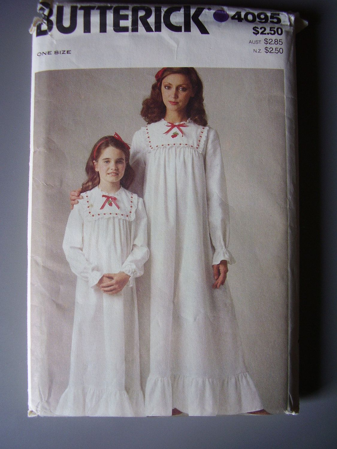 simplicity victorian nightgown