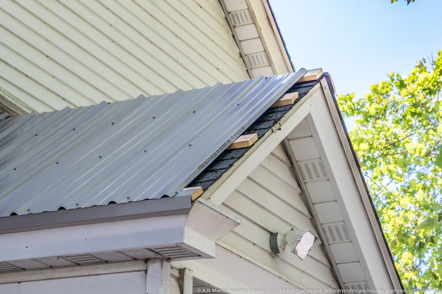 Is A Metal Roof Way More Noisy Than Shingles? A.B