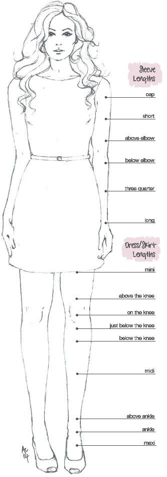Tall Womens Clothing Size Guide & Measuring Long Tall