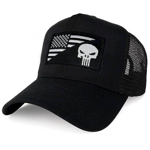 Donald Trump Sun Visor Hats CATOP American Flag Baseball Cap Unisex 2016 Campaign Cap Make America Great Again