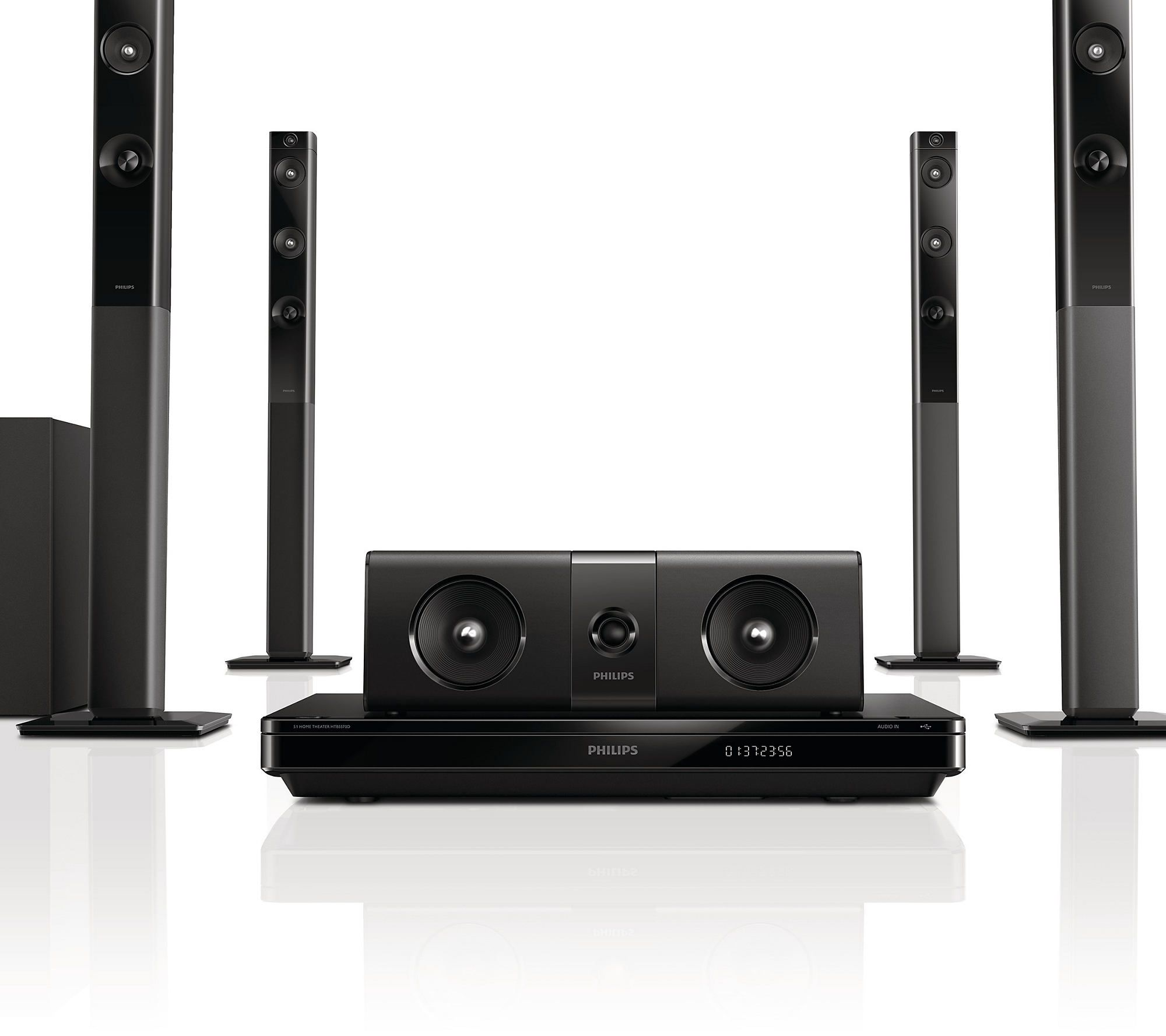 Home Theater Room Design Ideas: Philips Home Theater Reviews System ...