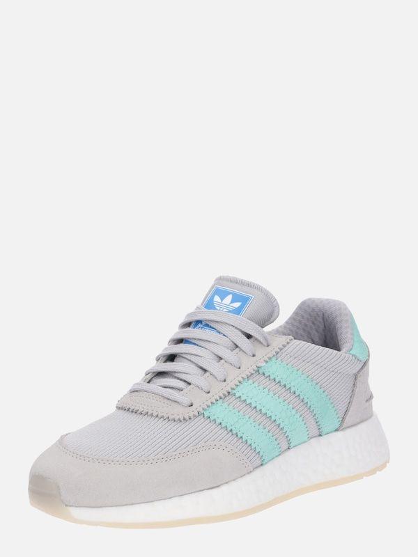 Adidas Originals Trampki Niskie W Kolorze Szary Mietowym Zamow Na About You Darmowa Wysylka Platnosc Za Pobraniem Darmo Sneaker Adidas Originals Adidas