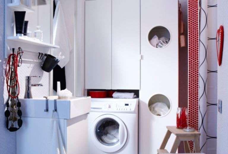 Arredobagno ikea ~ Ikea bagno angolo lavanderia ripostiglio bagno