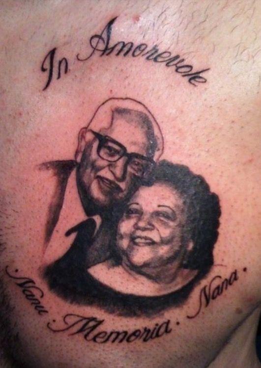 Tattoo By Tanya Wischerath Tattoo Artists Tattoos Portrait Tattoo