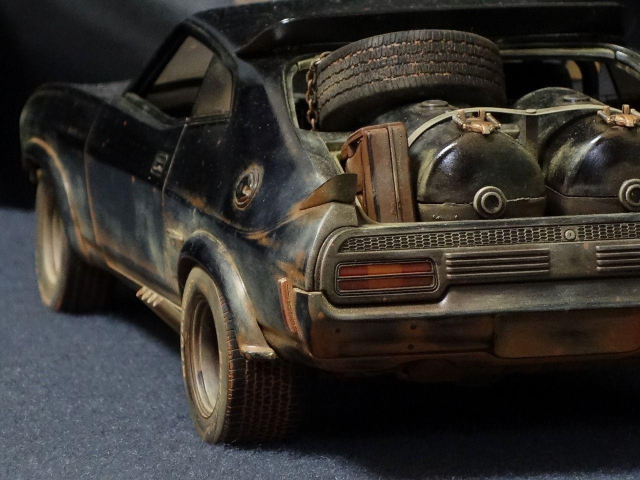 road warrior 1 18 scale model automotive classic pinterest maquette voiture et maquettes. Black Bedroom Furniture Sets. Home Design Ideas
