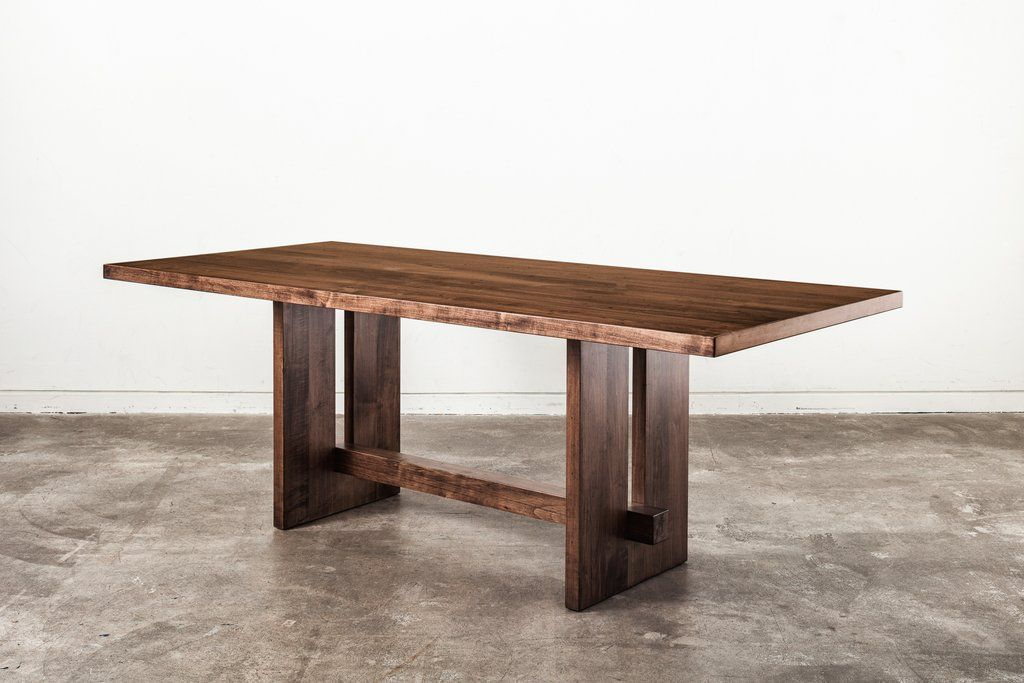 Kantan Ambrosia Maple Dining Table Dining Table Table Dining
