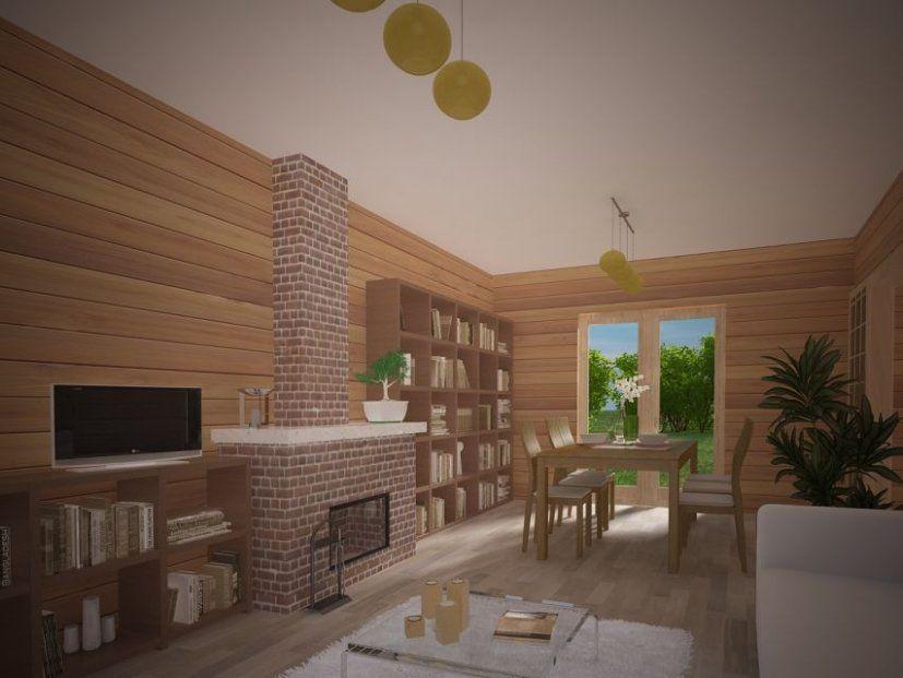 Houten huizen houtskeletbouw woning horezu interieur houten
