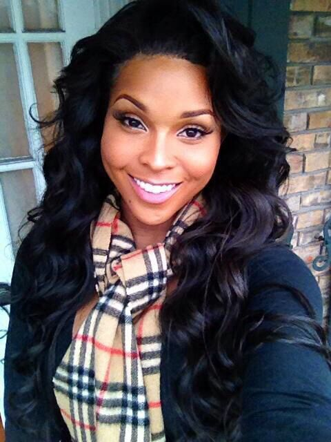 Long Weave Curled From The Lovely Kingamiyahscott On Insta Amiyah