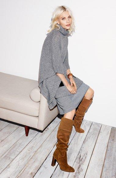 MICHAEL Michael Kors 'Regina' Over the Knee Boot (Women