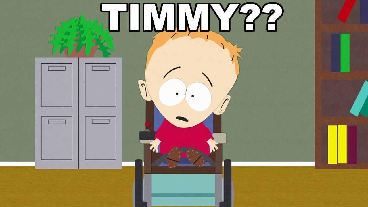 Timmy? | South Park humor :D | Pinterest | South park ...