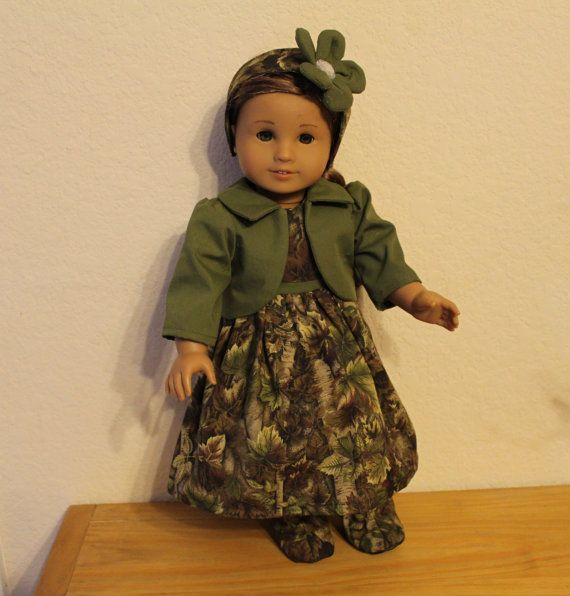American Girl Doll Clothes for 18 doll 5 by DollClothesbyChar