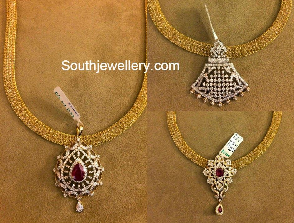 Gold mesh necklace with diamond pendant gold pendants gold mesh necklace with diamond pendant aloadofball Images