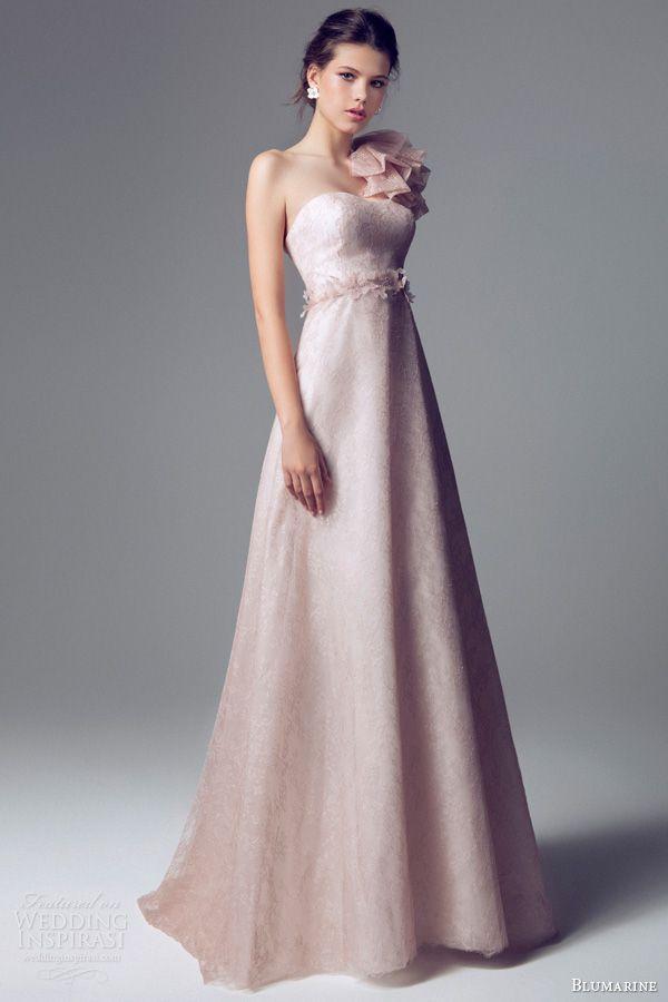 b4386217dd80 One shoulder blumarine wedding gown. One shoulder blumarine wedding gown Abiti  Da Sposa ...