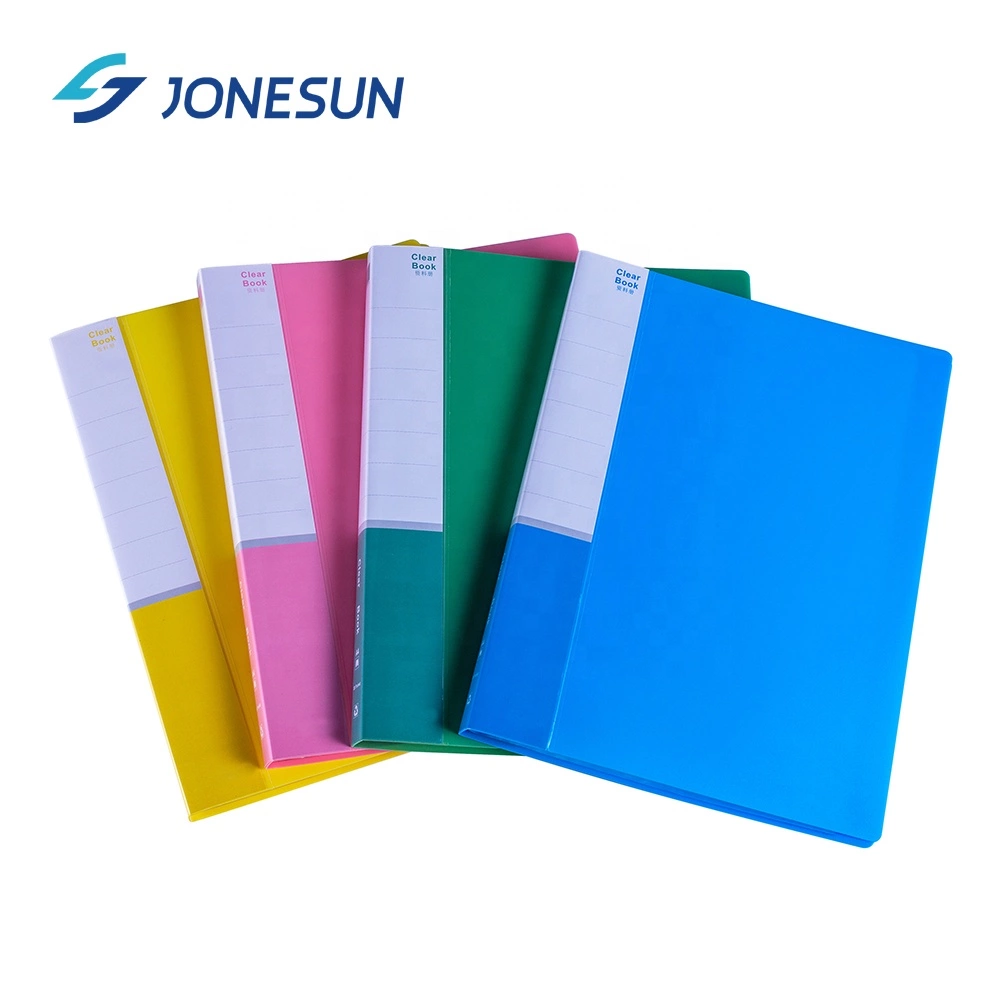 Pp Plastic A4 Letter Size 20 Pocket Sheet Protector Presentation Display Book Buy Sheet Protector Presentation B Sheet Protectors Sheet Protector Letter Size