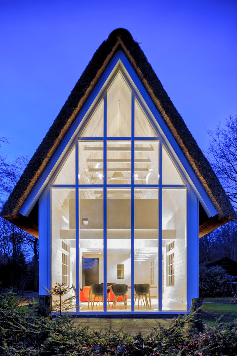 An 840 square feet home in epse netherlands photos by ronald tilleman designed by reitsema partners