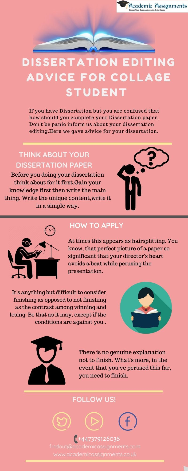 Dissertation Editing Advice For Collage Student In 2020 Writing Finishing Tips Tip