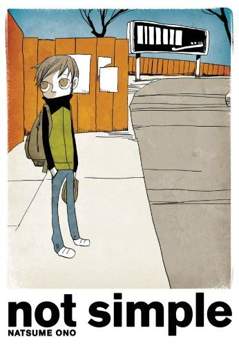 Natsume Ono – her quirky graphic style stands out amongst other manga artists in so many ways