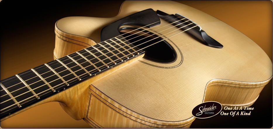 Konkoly 37 D 21 C 1994 Guitar Building Handmade Guitar Pickguard