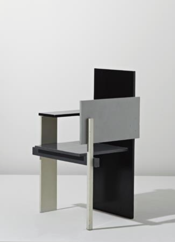 Schön GERRIT THOMAS RIETVELD, U201cBerlinu201d Chair, 1923