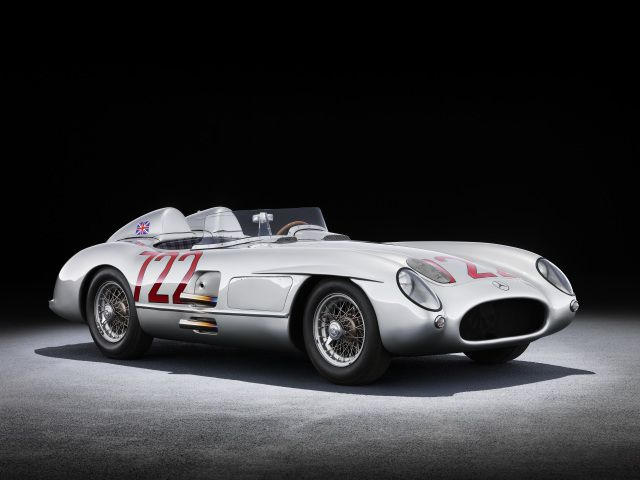 In Each World Sports Car Championship Race He Won In 1955 Sir Stirling  Raced Chassis Number